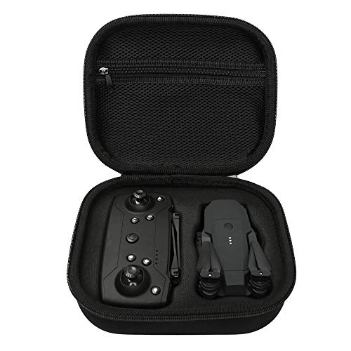 Anbee Portable Carrying Case EVA Hard Shell Storage Bag Box Compatible with EACHINE E58 RC Drone