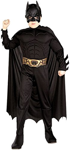 Rubie's Costume Co Batman M.C. Walmart Costume, Small, Small (Walmart Boys Costumes)