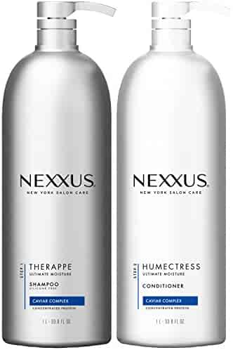 Nexxus Shampoo and Conditioner, for Normal Hair, 33.8 oz, 2 count