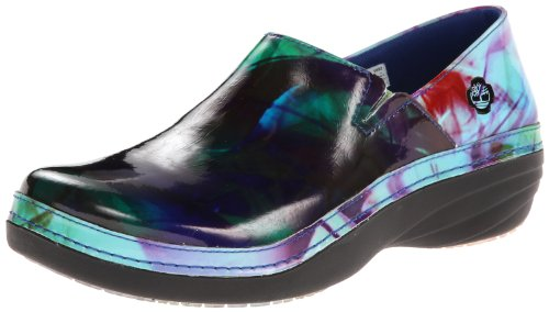 Timberland Pro Women's Renova Shattered Glass Clog,Shattered Glass,7 W US