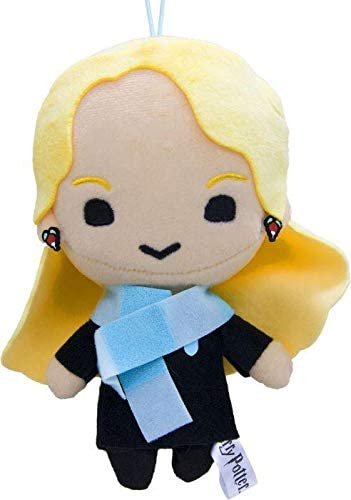 JAPAN OFFICIAL Peluche Harry Potter 15 cm Luna Lovegood Hogwarts Cinema Corvonero #1