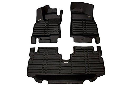 - TuxMat Custom Car Floor Mats for Chevrolet Bolt EV 2017-2020 Models- Laser Measured, Largest Coverage, Waterproof, All Weather.The BestChevrolet Bolt Accessory. (Full Set - Black)