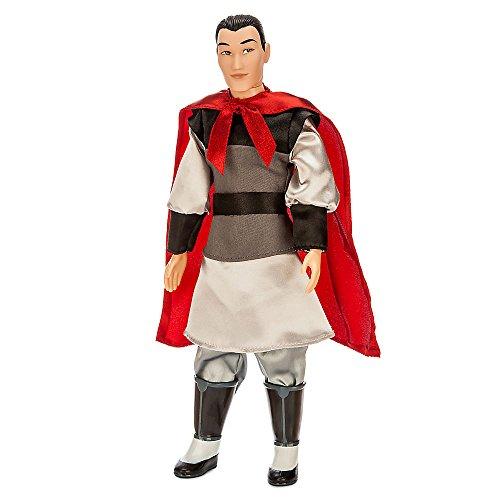 Disney Li Shang Classic Doll - Mulan - 12 (Li Shang Costume)