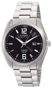 Citizen Men's BM7080-54E Eco Drive Titanium Watch