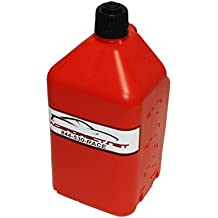 Racerdirect.net 5 Gallon Utility Can With Hose Kit Red