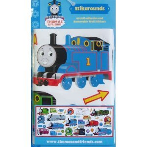 Thomas And Friends Stickarounds