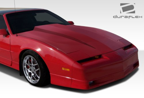 Duraflex ED-MXR-219 Cowl Hood - 1 Piece Body Kit - Compatible For Pontiac Firebird 1982-1992