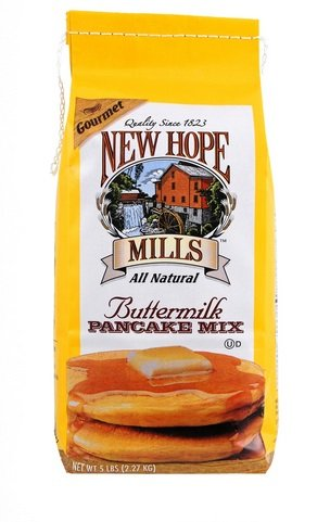 New Hope Mills - New Hope Mills Mix, Pancake, Buttermilk, 2-pound (Pack of 3) (3 Pack)