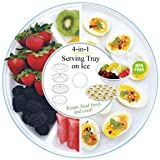 4-in-1 Serving Tray on Ice