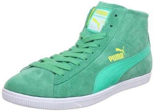 Puma Gr white aurora Mode Baskets Mid mint Femmes Leaf Glyde 11 Vert Wn's n RTqwZrRnH