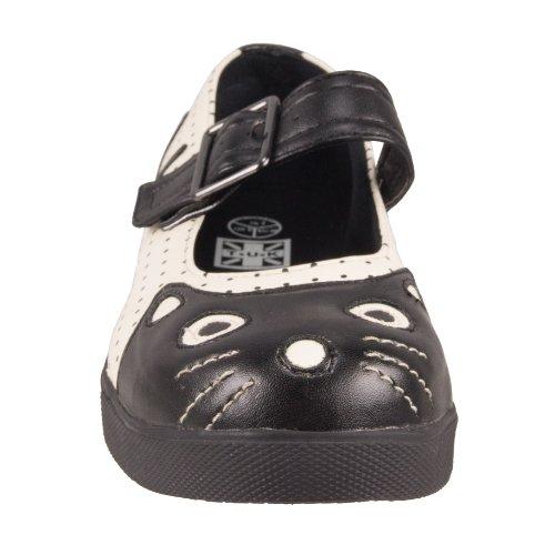 A8161L Jane Cream K Black Black Mary Plimmies T U 6vaXww