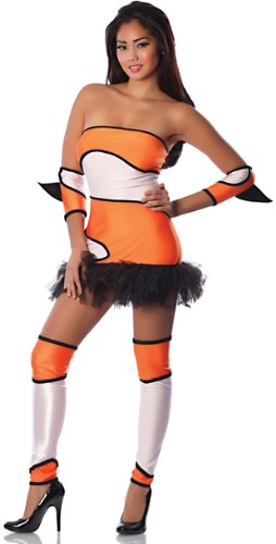 Colorful Clownfish Costume