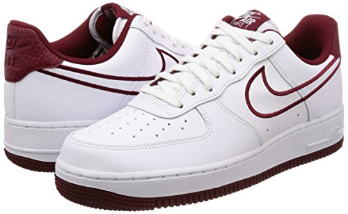 1 team Multicolore white Air Da '07 Red 100 Fitness Uomo Nike Lthr Force Scarpe E6wq1qPRx