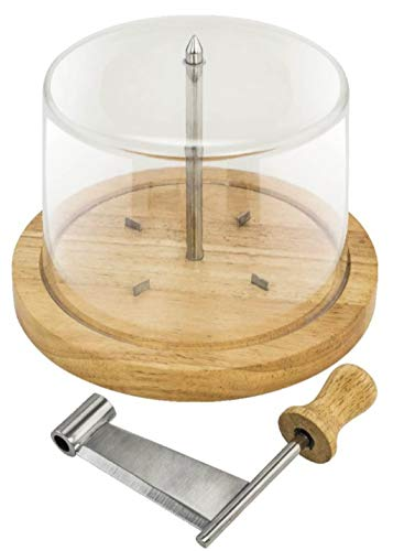 - Kovot Cheese Curler With Dome | Measures 7