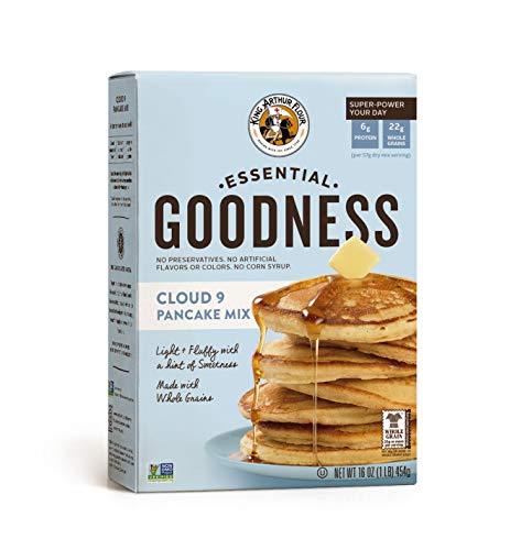King Arthur Flour, Cloud 9 Pancake Mix, 6 Count