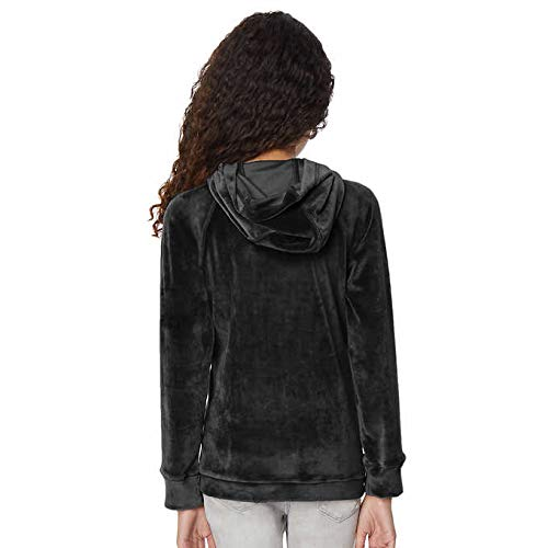 32 DEGREES Youth Velour Pullover Hoodie ~ Cute Hoodies ~ Great for Back to School