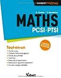 Maths PCSI-PTSI - Tout-en-un - Conforme au nouveau programme
