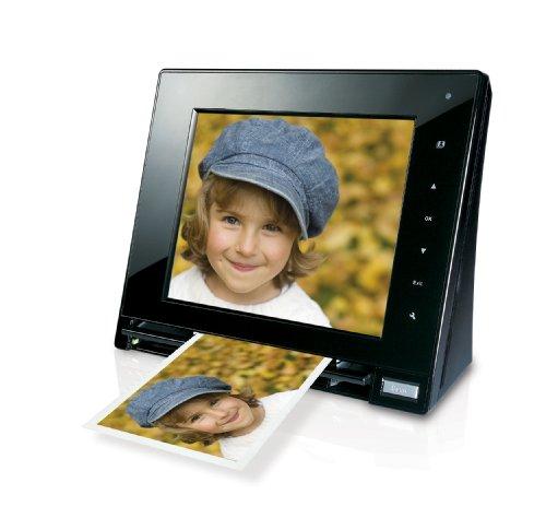 Skyla FS80 Memoir 8-Inch Scanning Digital Photo Frame ()