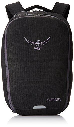 Osprey Packs Cyber Port Daypack (Spring 2016 Model), Black Pepper