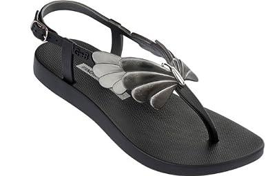 ad2f769186330b Ipanema Gisele Bundchen Sunset Womens Flip Flops Sandals - Black - SIZE UK 3