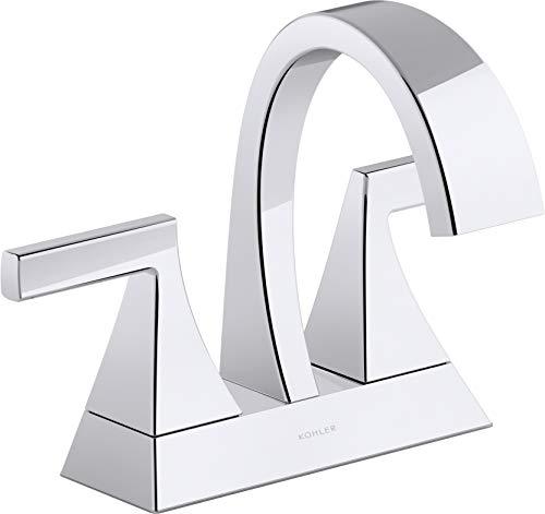 Kohler Katun centerset bathroom sink faucet (Memoirs Classic 4 Centerset)