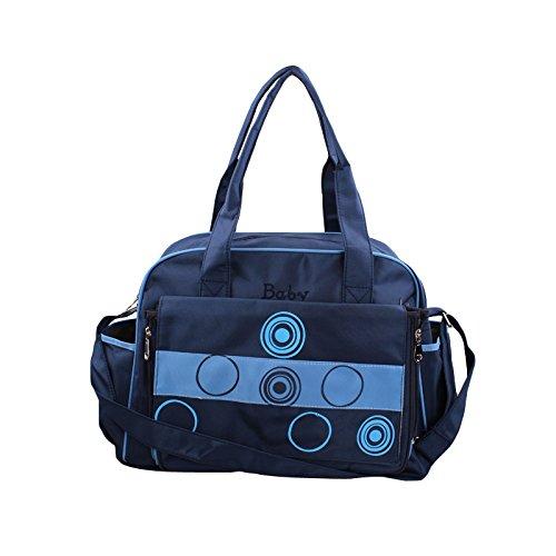 Amazon.com : Fasion baby diaper bolsas bag nappy changing ...