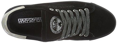 Napapijri Minna - Zapatillas Mujer Negro - Schwarz (black N00)