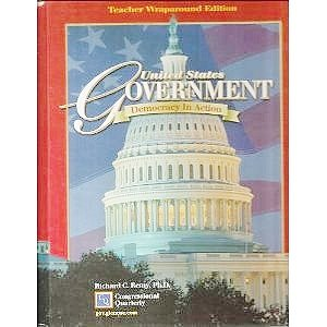 United States Government: Democracy in Action (Teacher Wraparound Edition)