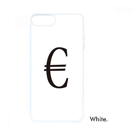 Amazon Currency Symbol Euro For Iphone 78 Cases White