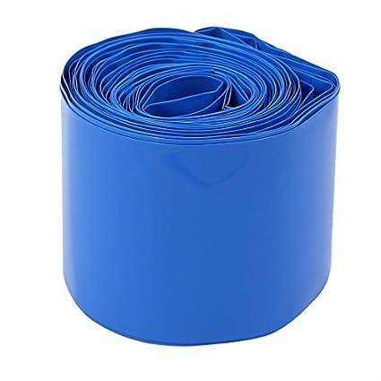 Amazon.com: eDealMax 65mm Diametro 9.9M Lunghezza PVC ...