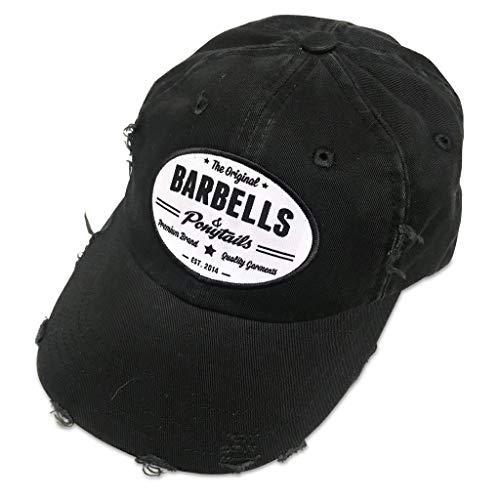 Barbells Ponytails...