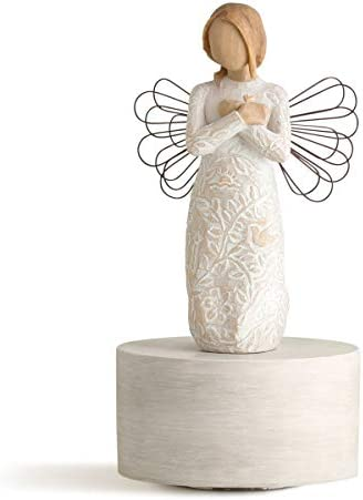 Willow Tree Remembrance Musical, Sculpted Hand-Painted Musical Figure
