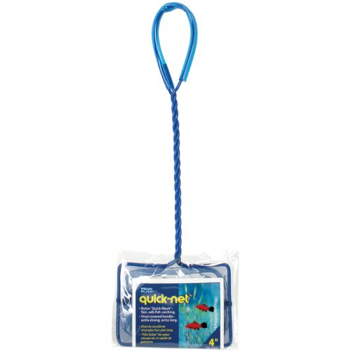 penn-plax-quick-net-fish-tank-aquarium-wire-mesh-catch-net-4-inch