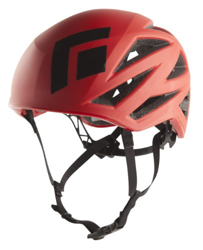 Black Diamond Vapor Helmet, Fire Red, Medium/Large