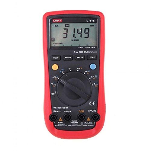 UNI-T UT61E Modern Digital Multimeters - 8