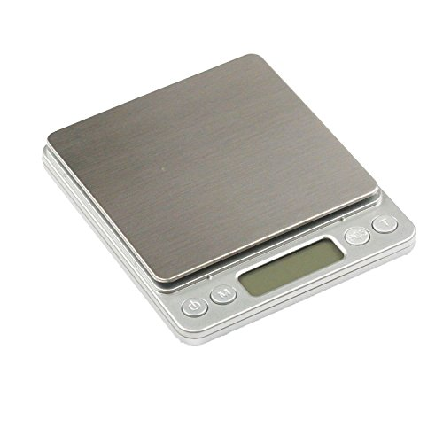 001oz01g-3000g-Digital-Pro-Pocket-Kitchen-Scale-with-Back-Lit-LCD-Display-Tare-and-PCS-Features-Silver