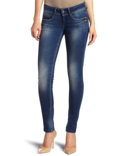 - G-Star Raw Women's Midge Cody Skinny Jean in Blue, Blue, 31/30