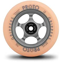 Proto Gripper Faded Wheels Pastel Orange/Ghost Gray - 110mm (Pair)
