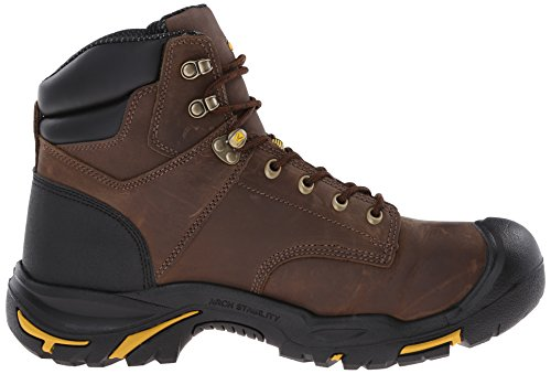 MT Utility Boot US Work Mid Cascade Keen Vernon Mens 9 D 5 Brown pEaxqd