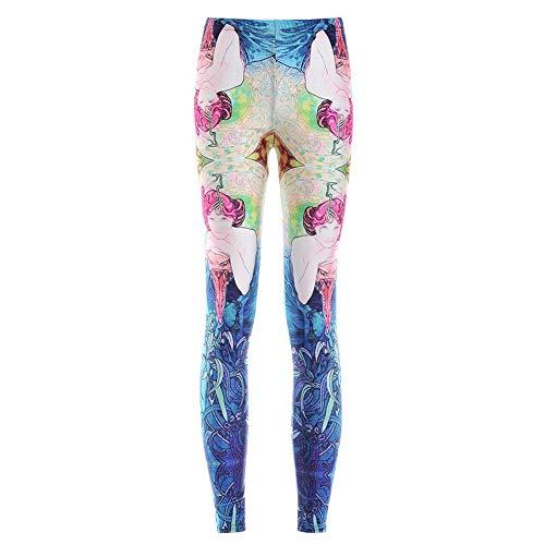 Abchic Multicoloured Femme Femme Legging Abchic 41 Abchic Multicoloured 41 Legging xvnqaCXa