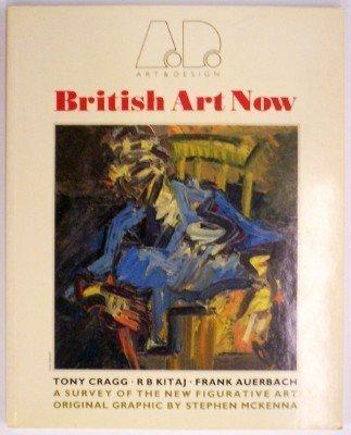 british art now by tony kitaj rb auerbach frank cragg 1989 02 03