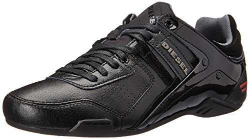 Diesel Korbin Ii Lux Herren Sneaker Schwarz
