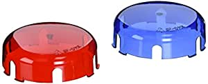 Hayward SPX0590K Lens Cover Replacement Kit for Hayward Underwater Lights, Blue and Red