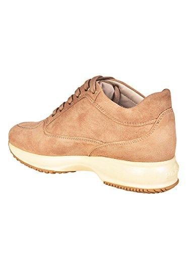 Hogan Beige Interactive HXW00N0J940CR0M024 Donna Sneakers Zf1wrqTx4Z