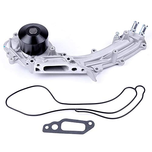 ECCPP Water Pump With Gaskets AW9218 Pump Fit for 1991 1992 1993 1994 1995 Acura Legend