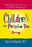 Children Are People Too, Sharon Fried-Buchalter, 0979120209
