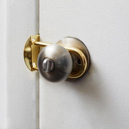 Bedroom Bolt Bedroom Door Lock by U Double Lock - Door Lock Replacement Parts - Amazon.com & Bedroom Bolt Bedroom Door Lock by U Double Lock - Door Lock ...