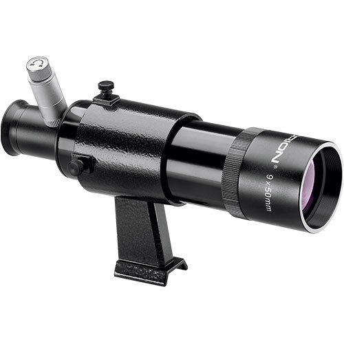 Orion 7023 9x50 Illuminated Finder Scope with Bracket by Orion