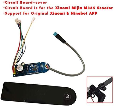 Viitech Circuit Board Dashboard Digital Display Bluetooth for Xiaomi M365 Circuit Board /& Pro M365 Scooter