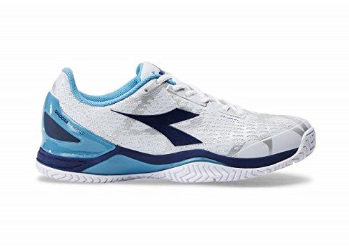 [ディアドラ] テニスシューズ S.BLUSHIELD 2 AG(メンズ) スピードブルーシールド 172981 B078JDPWZT 28.0 cm 5438/ホワイト